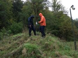 Započela uzorkovanja i mjerenja na terenu (in situ)